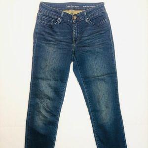 Calvin Klein Ultimate skinny blue jean | W 29